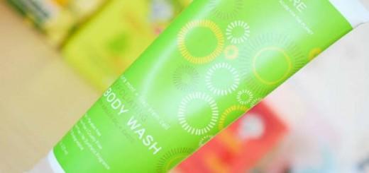 Acure Organics, Exfoliating Body Wash