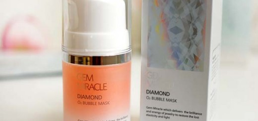 The Saem Gem Miracle Diamond O2 Bubble Mask
