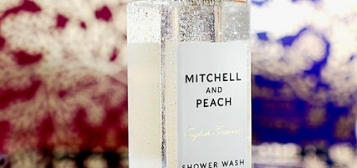 Mitchell & Peach Shower Wash