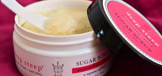 Deep Steep Sugar Scrub Passion Fruit Guava