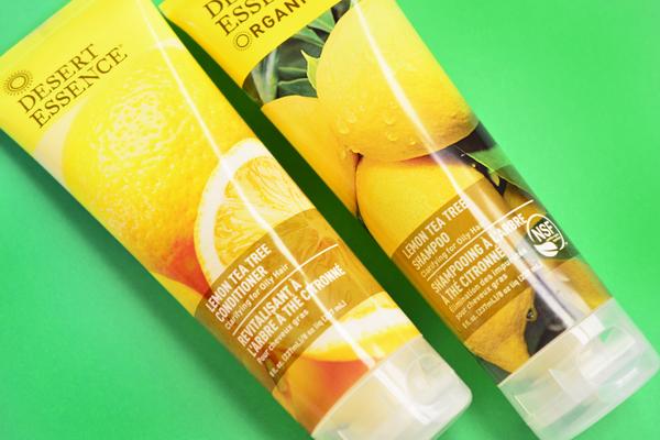 désert essence citron