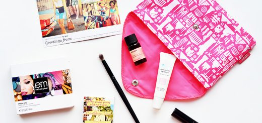 Fancy Бьюти-боксы: Ipsy May 2016, Ipsy May 2016The Organic Pharmacy Antioxidant Lip Balm, Smashbox Cosmetics X-Rated Mascara, Eva NYC Hungry Hair Oil Treatment, Jelly Pong Pong Cosmetics Caribbean Sun Bronzer Duo, INSPR Beauty Eye Fluff Brush